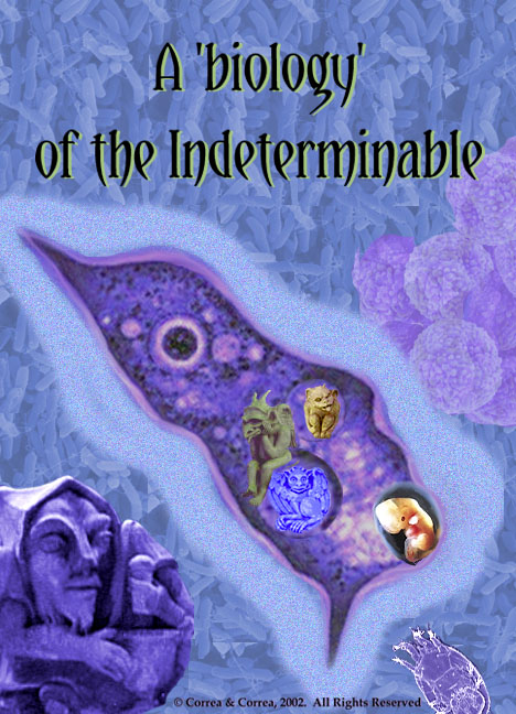 [Biology of the Indeterminable]