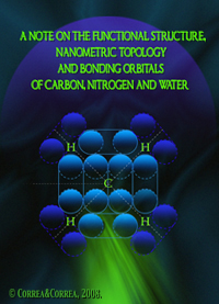 [Functional Structure of Carbon, Nitrogen, Oxygen and Water]
